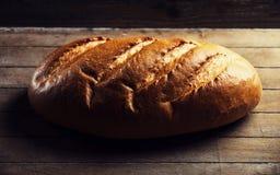 Bread on a table Stock Photos