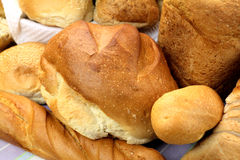 Bread Textures Stock Images