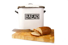 Bread Tin Royalty Free Stock Images