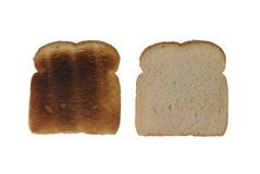 Bread and toast Stock Photo