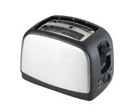 Bread toaster 1. Modern design bread toaster the useful kitchenware tool Royalty Free Stock Photo
