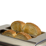 Bread toaster Stock Photo