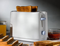 Bread Toaster Royalty Free Stock Image