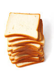 Bread for Toasts Stock Photos