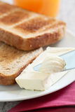 Bread tost Royalty Free Stock Photos