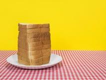 Bread tower Stock Photo