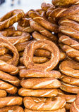 Bread Twists For Sale Royalty Free Stock Photography