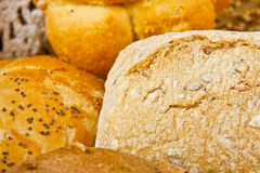 Bread variety Stock Photo