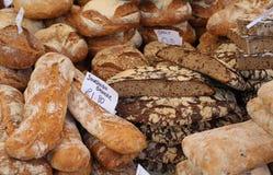 Bread variety Stock Photography
