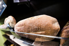 Bread. Various types of bread for sandwich Royalty Free Stock Images