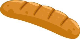 Bread vector Stock Image