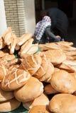 Bread vendor Stock Photos