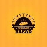 Bread vintage design menu background Royalty Free Stock Photo