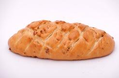 Bread with walnuts Stock Photo