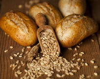 Bread and Whead Royalty Free Stock Photos