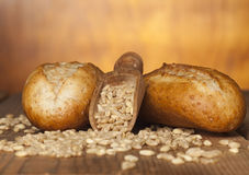 Bread and Whead Royalty Free Stock Photo