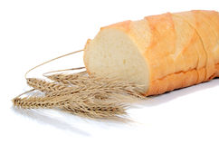 Bread from a wheat Royalty Free Stock Photos