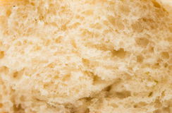Bread wheat baking flesh texture closeup Stock Images