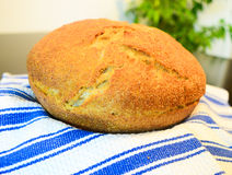 Bread whole grain Stock Photo