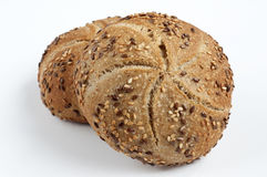 Bread wholemeal Royalty Free Stock Photography