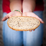 Bread for the world Royalty Free Stock Photo