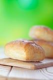 breadboard σίτος κουλουριών στοκ εικόνες