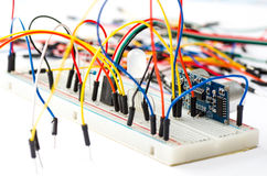 Breadboard Royalty Free Stock Photography