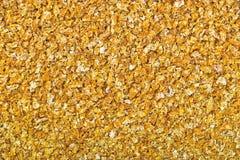 Breadcrumb. Yellow breadcrumb flakes macro background pattern texture Stock Photos
