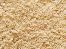 Breadcrumb food background. Close up of bread crumb food background Stock Photography