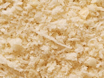 Breadcrumb food background. Close up of bread crumb food background Royalty Free Stock Photography