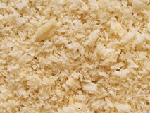 Breadcrumb food background. Close up of bread crumb food background Stock Photos