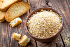 Breadcrumbs Royalty Free Stock Photo