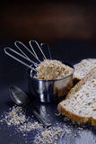 Breadcrumbs Stock Photography