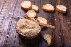 Breadcrumbs Royalty Free Stock Image