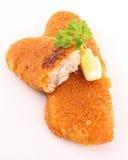 breaded fish Stock Photos