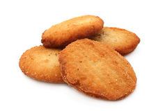 Breaded meat Royalty Free Stock Image