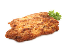 Breaded meat Stock Photos