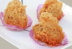 Breaded Taro Appetizer Stock Image