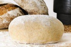 Breadmaking Royalty Free Stock Photos
