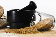 Breadmaking Royalty Free Stock Images