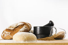 Breadmaking Stock Images