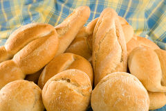 Breads. Assortment of Breads still life Royalty Free Stock Photography