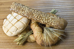 Breads. Stock Image