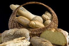 Breads 2 Royalty Free Stock Photography