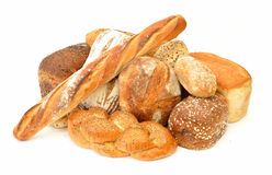 Breads Stock Photos