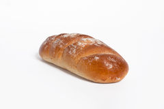 Breads. On white background Stock Photos