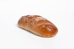 Breads. On white background stock photos