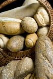 Breads 5 Royalty Free Stock Photos