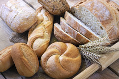 Free Breads Royalty Free Stock Photo - 55238665