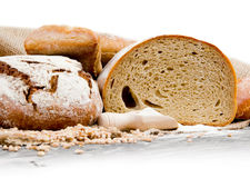 Breads Royalty Free Stock Photography
